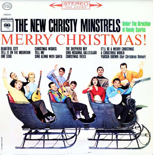 Albumcover New Christy Minstrels - Merry Christmas