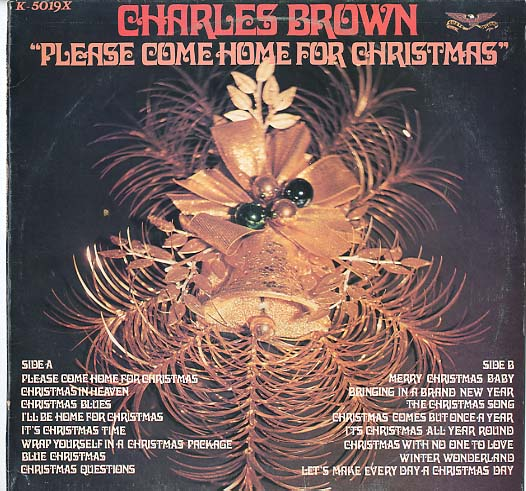 Albumcover Charles Brown - Please Come Home For Christmas