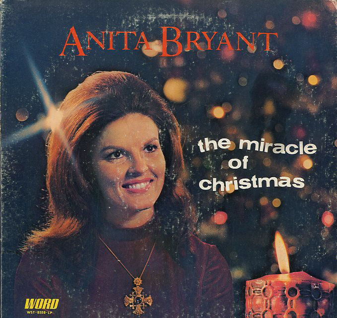 Albumcover Anita Bryant - The Miracle Of Christmas