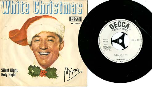 Albumcover Bing Crosby - White Christmas  / Silent Night Holy Night