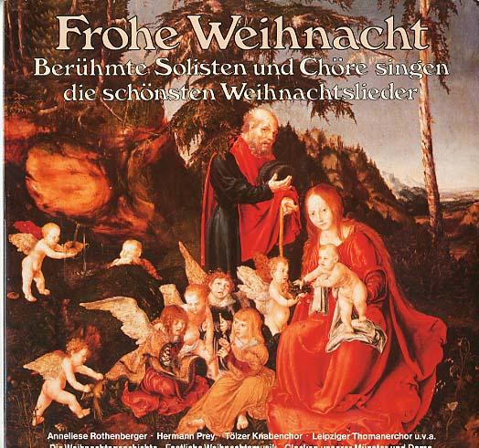 Verschiedene Weihnachtslieder.Herberts Oldiesammlung Secondhand Lps Verschiedene Interpreten