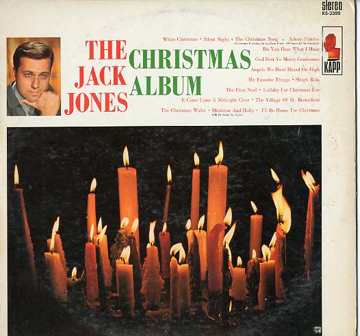 Albumcover Jack Jones - The Jack Jones Christmas Album