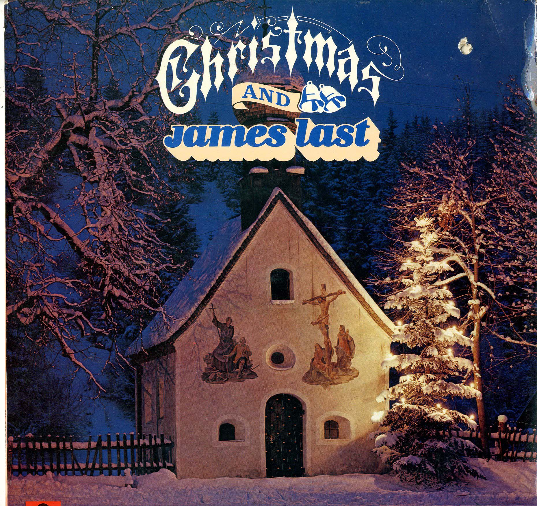 Albumcover James Last - Christmas And James Last