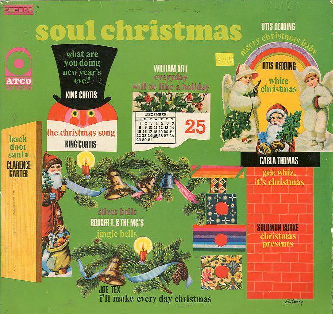 Albumcover Various Soul-Artists - Soul Christmas