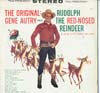Cover: Autry, Gene - Rudolph the Red-nosed Reindeer and other Christmas Favorites