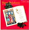 Cover: Harry Belafonte - To Wish You A Merry Christmas