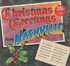 Cover: Christmas Sampler - Christmas Sampler / Christmas Greeting From Nashville
