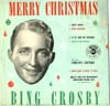 Cover: Bing Crosby - Merry Christmas  (25 cm)