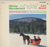 Cover: Earl Grant - Earl Grant / Winter Wonderland