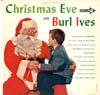 Cover: Burl Ives - Christmas Eve with Burl Ives