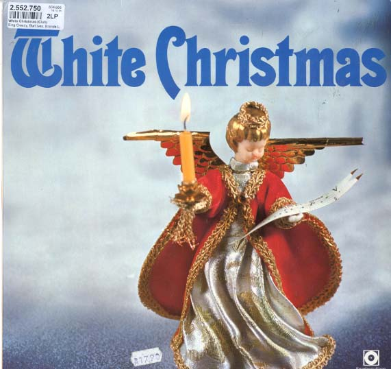 Albumcover Various Artists of the 60s - White Christmas (MCA Sampler)